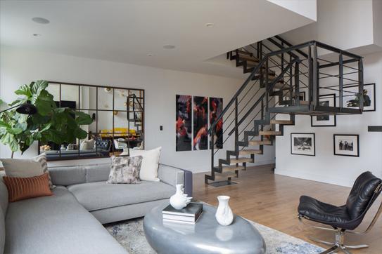 Không gian nội thất lý tưởng cho cảm hứng sống trong ngôi nhà, gia tăng tình cảm, sự gắn bó. Mỗi ngày sống là một ngày tươi vui