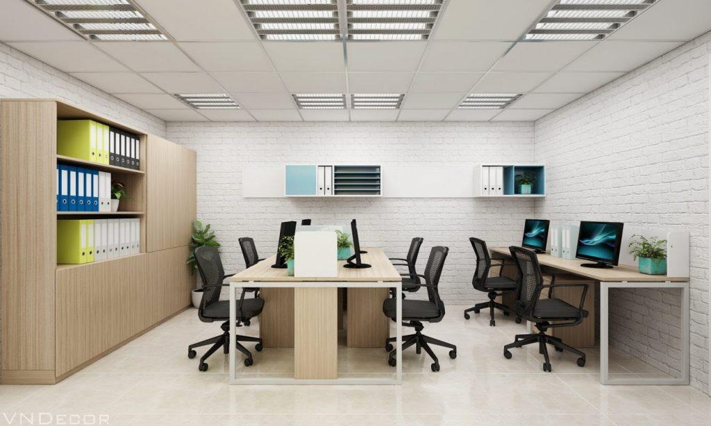 văn phòng làm việc nhỏ