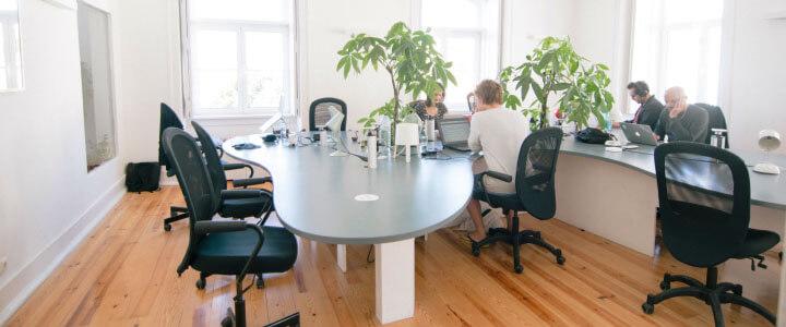Văn phòng công ty nhỏ