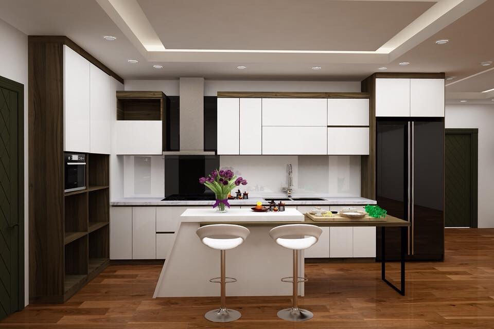 Các loại gỗ công nghiệp phổ biến được sử dụng làm tủ bếp bạn đã biết?
