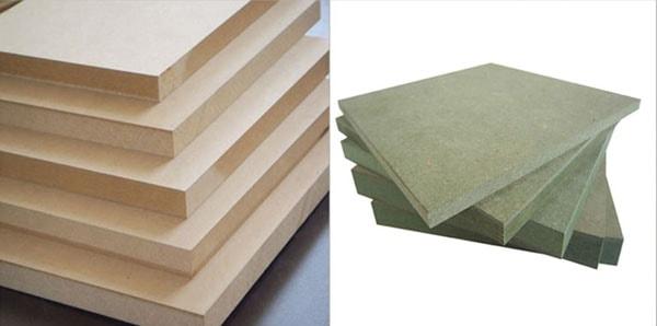 gỗ mdf