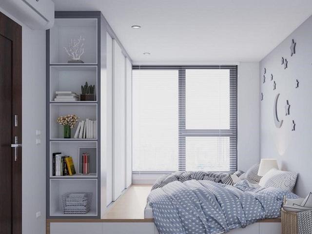 phòng ngủ 8m2