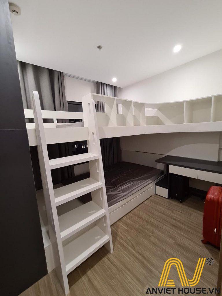 anviethouse thi công nội thất phòng ngủ