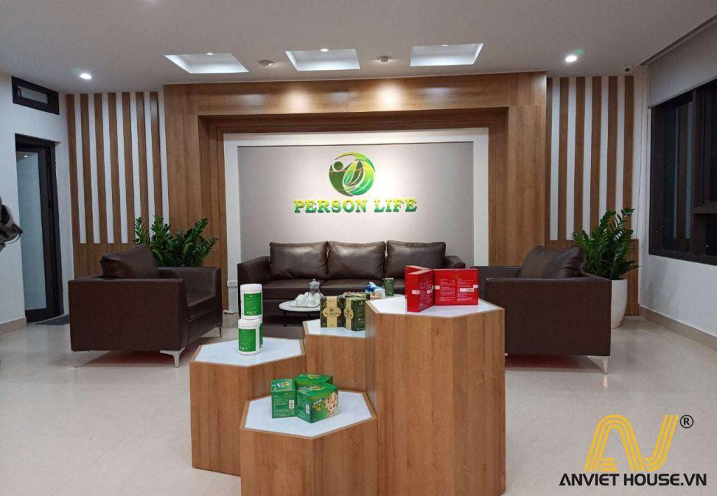 anviethouse thiết kế thi công tòa nhà văn phòng