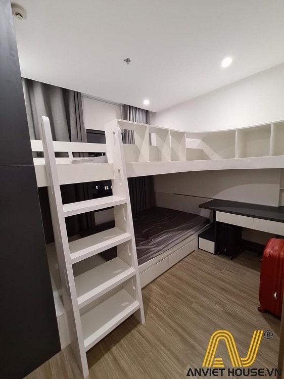 nội thất phòng ngủ căn hộ 40m2-55m2