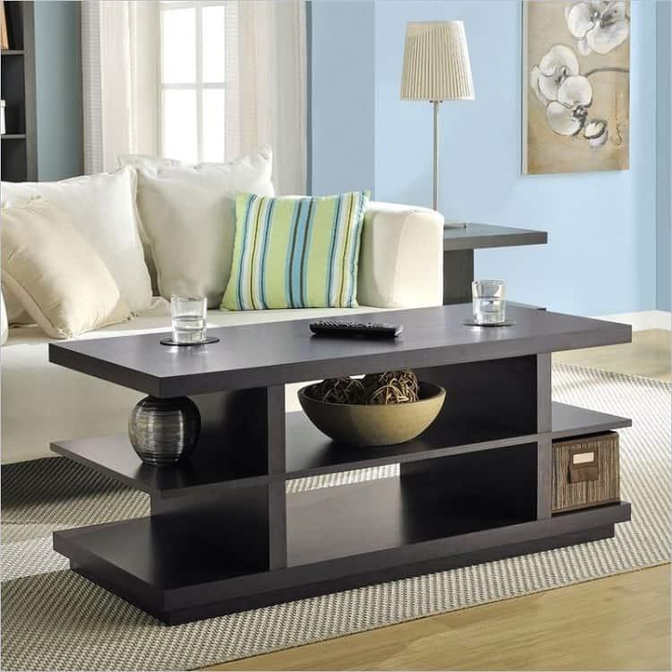 nội thất thông minh - bàn trà đa năng