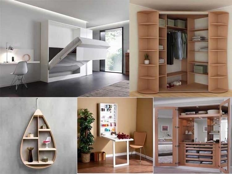 các mẫu thiết kế nội thất thông minh cho chung cư nhỏ đẹp