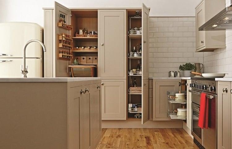 nội thất thông minh - phòng bếp