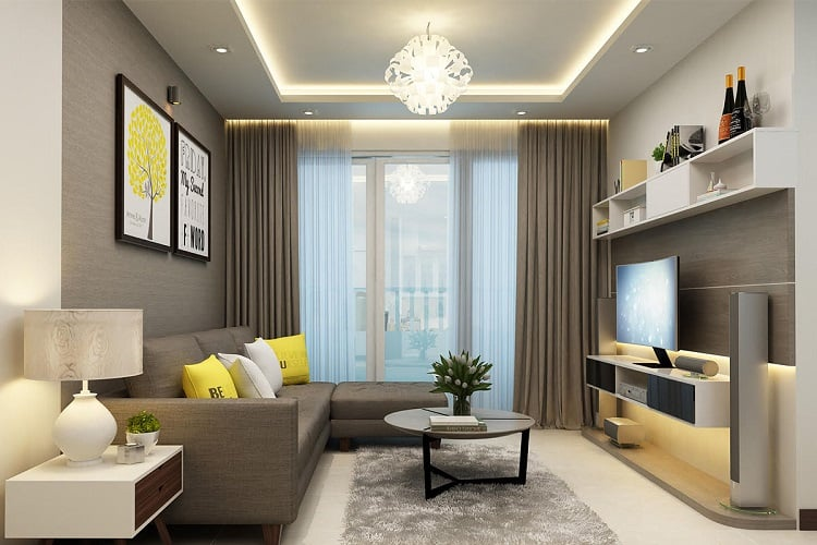 nội thất chung cư tối ưu hóa không gian