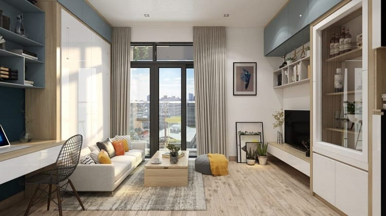 nội thất đa năng cho căn hộ chung cư