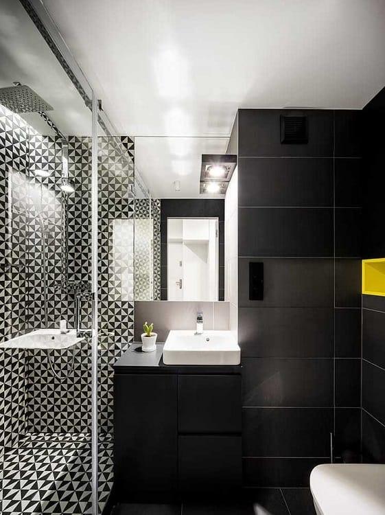 nội thất phòng tắm căn hộ 40m2-55m2