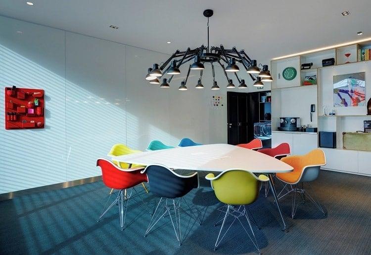 phòng họp sáng tạo