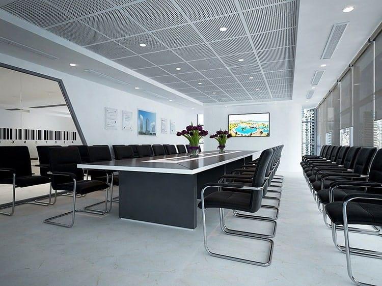 nội thất phòng họp hiện đại