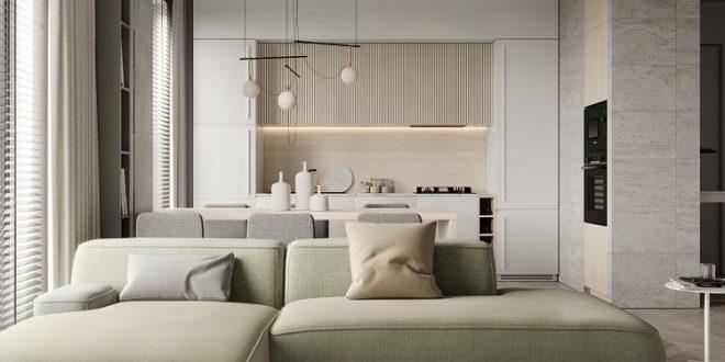 Báo giá thiết kế nội thất chung cư tại An Viet House – Cập nhật năm 2021 - Furniture Design